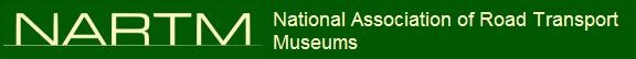 National Association of Road Transport Museums Logo