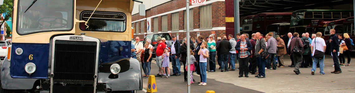 Barry Festival of Transport 2016 a great success