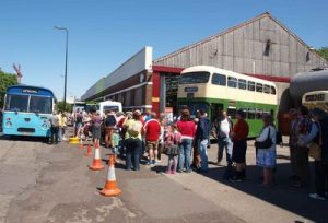 2013 Municipal running-day and Barry Depot open day produced lots of activity