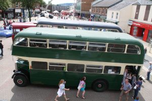 Caerphilly 32 2012-07-21 Ebbw Vale bus show (TThomas) 50pc